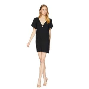 Jack By BB Dakota Crepe Dress
